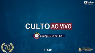 CULTO DOMINICAL - MANHÃ 11/04/2021