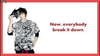 SpeXial- Break It Down 11.11 (Color Coded Chinese/Pinyin/English Lyrics) 歌詞分配