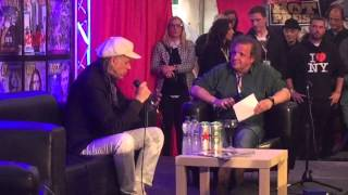 Bob Geldof speaks re Van & Bruce & Phil & Rory @ Electric Picnic 2015