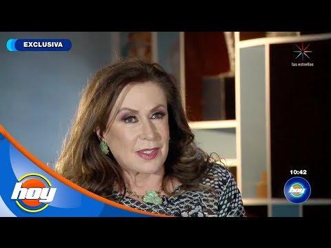 Laura Zapata admite que tenía buena relación con sus medias hermanas | Ponle la cola al burro | Hoy