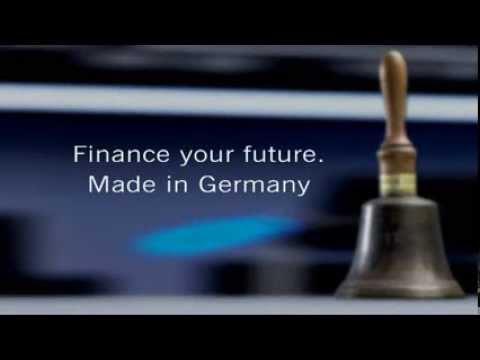 Deutsche Börse Group  Finance your future  Made in Germany