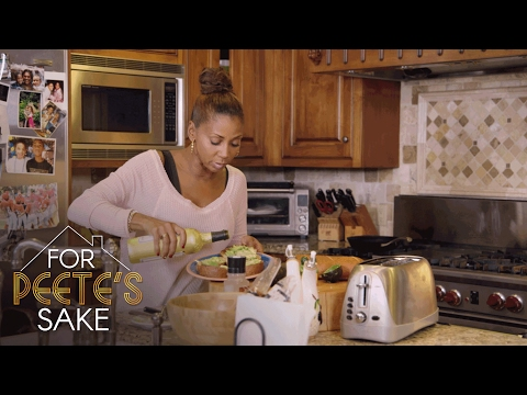 Holly Robinson Peete's Special Recipe for Avocado Toast  For Peete's Sake  Oprah Winfrey Network