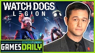 Watch Dogs Legion Crowdsourcing Controversy - Kinda Funny Games Daily 07.15.19