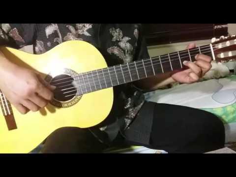 Iwan Fals - Entah (Fingerstyle Cover)