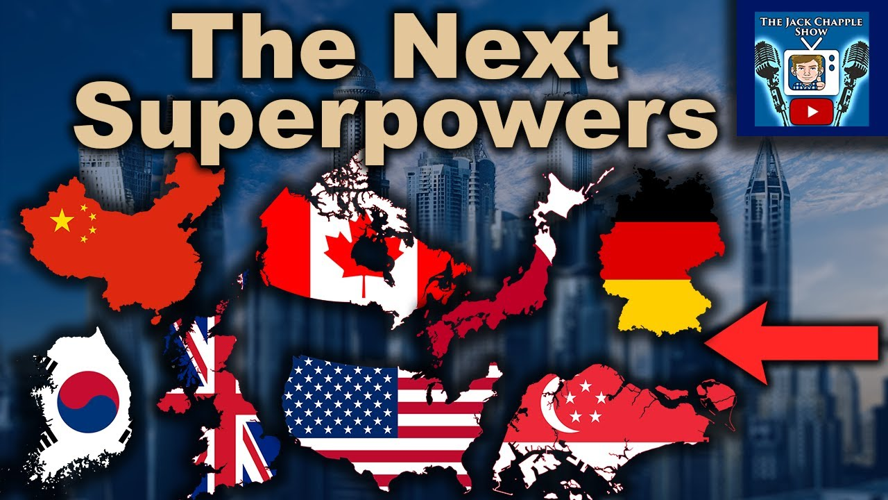 The Next Global Superpowers Are Racing For Future World Domination
