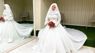 اول بروفة لفستان الفرح!!محتارة اختار ايه💫