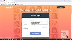 Mingle2 Login Sign In 2019 | Dating Online Login | Dating Guide | Web Tech Tutorial