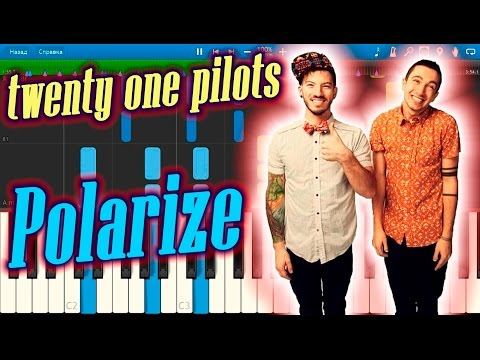 twenty one pilots: Polarize [Piano Tutorial] Synthesia