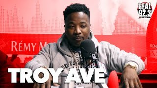 Troy Ave talks 'More Money More Problems', Advice to Tekashi + More