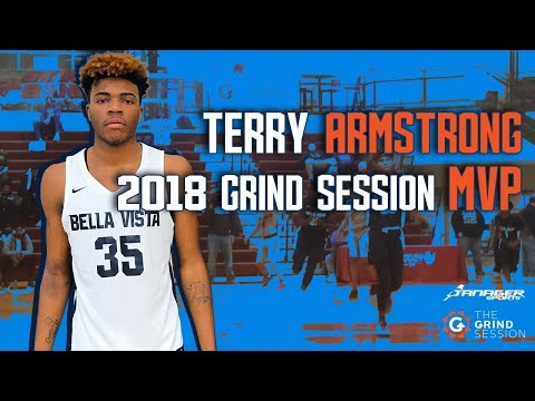 UNDERRATED 2019 STAR TERRY ARMSTRONG CAN DO IT ALL ON THE COURT!