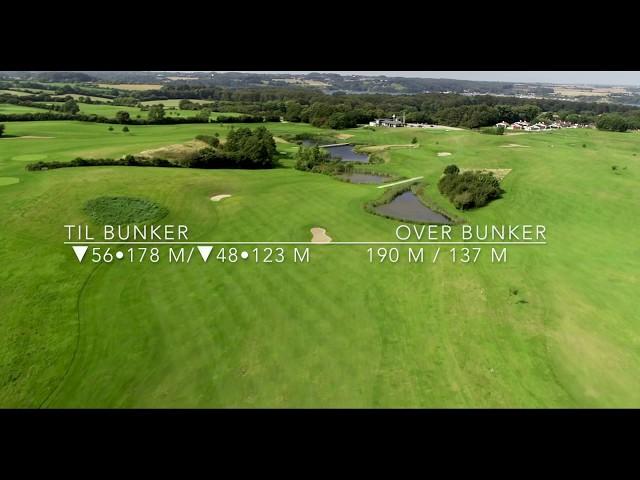 Hul 17 • Aabenraa Golfklub
