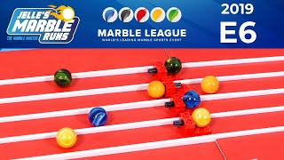 Marble Race: Marble League 2019 E6 - Relay Run