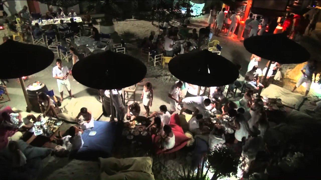 Cena e Grigliate ai Bagni Capo Mele - YouTube