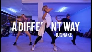 Dj Snake, Lauv - A different way chireography Guillermo Alcazar