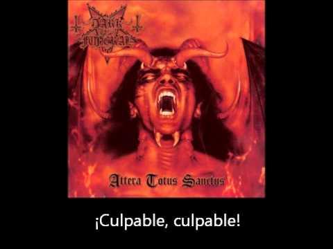 Dark Funeral  Godhate Subtitulado En Español