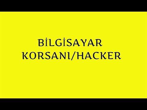 Bilgisayar Korsani (Hacker) Türkçe Dublaj