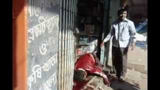 Bangladeshi Police killing man