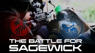 Battle for Sagewick Classic Army Day at Ballahack