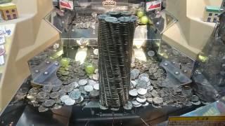 【メダルゲーム】バベルのメダルタワーにバカ入れしてみた Part3【高額タワー倒壊】 thumbnail