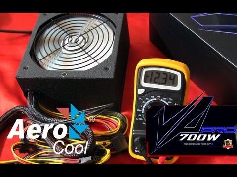 Обзор AeroCool VP Pro 700W