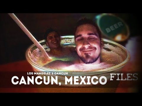 CANCUN, MEXICO FILES | VLOG Los Mangeles 2015 & Cancún Parte 1