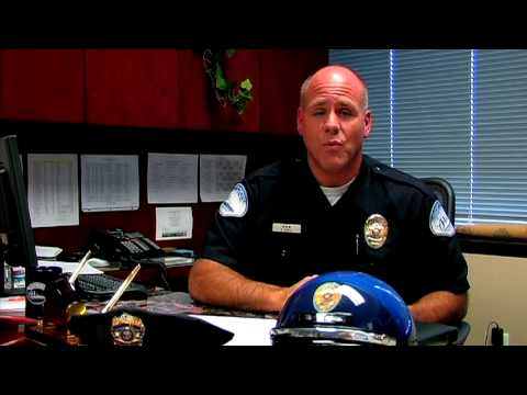 Police Jobs : How to Tell a Police Officer You Are Armed