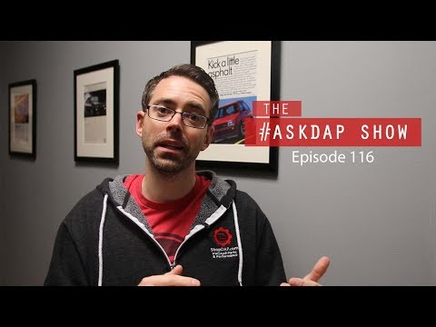 Askdap Episode 116 | Is the PP GTI Diff Torque Vectoring + Audi 3.0t Reliability