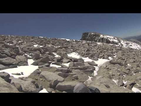 Mt Whitney Day Hike, June 15, 2015, Part 2