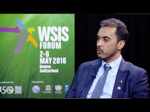 WSIS FORUM 2016 INTERVIEW: Wesam Lootah, CEO, Dubai Smart Government, UAE