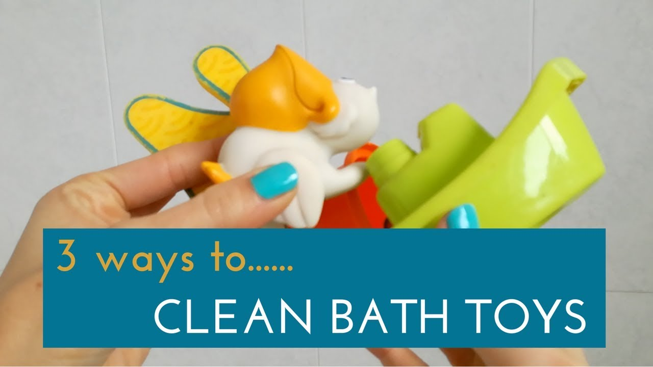 Sanitizing Bath Toys Naturally : How to naturally disinfect bath toys wow