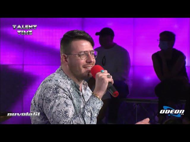 Mivanto: Vincitore categoria Cantautori Talent-Time 2021