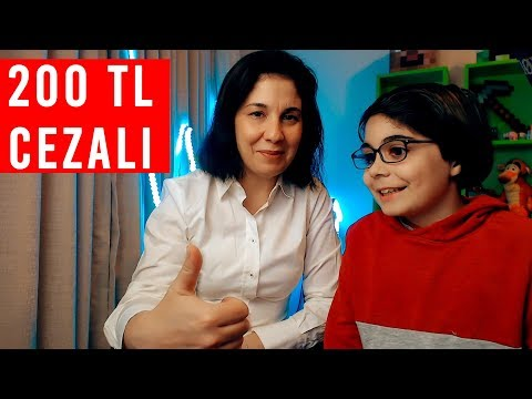 ANNEMLE 200 TL CEZALI FORTNİTE CHALLENGE (Türkçe Fortnite)