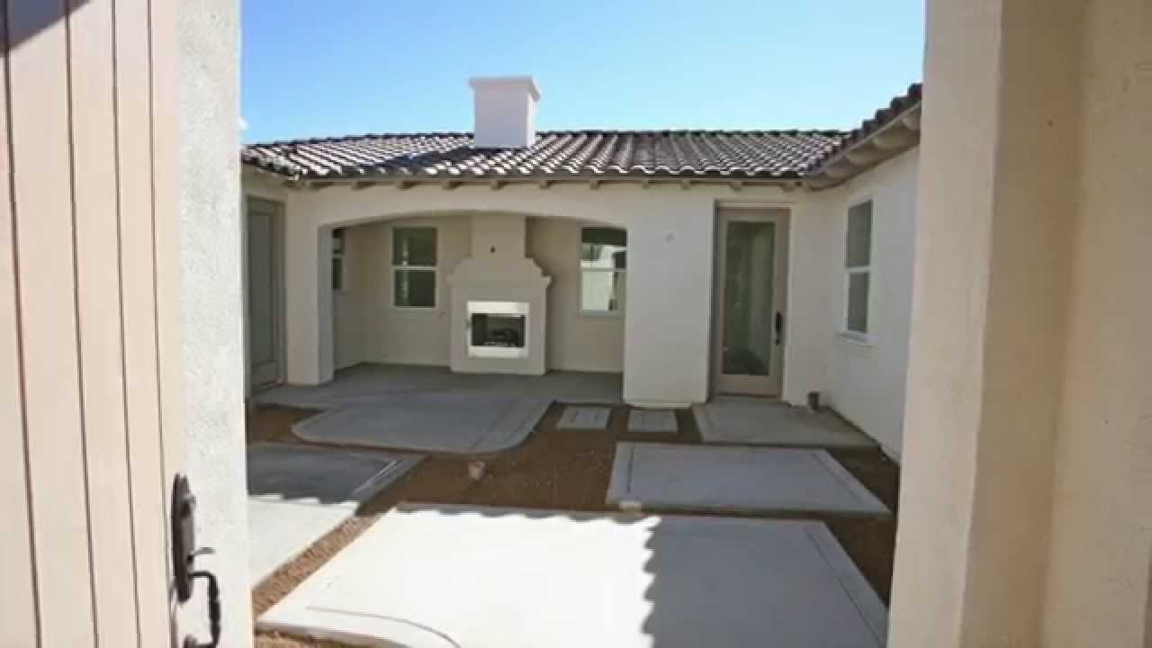 Courtyard Homes | Mesquite Courtyard Homes New Homes In Yucca Valley Construction