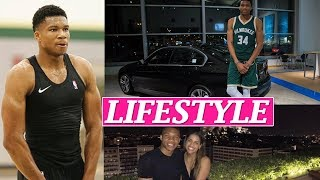 Giannis Antetokounmpo Lifestyle, Net Worth, Girlfriends, Age, Biography, Family, Car, Facts, Wiki !