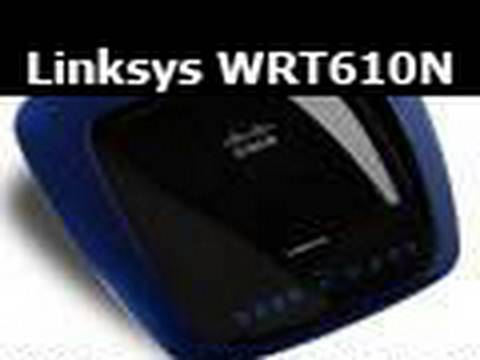 Linksys WRT610N Simultaneous Dual Band Wireless 802 11n Router w/ Attached  Storage (Review)