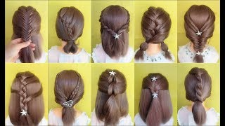 Top 30 Amazing Hairstyles for Short Hair 🌺 Beautiful Hairstyles Tutorials 2019