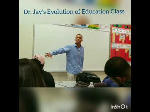 Dr. Jay's Evolution of Education Class: Guest Speaker Rukia Lumumba and Terun Moore