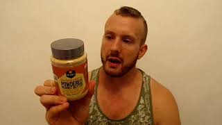 Dr Zak's Powdered Peanut Butter Review
