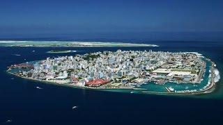 Maldives, Male city - Champa Central Hotel