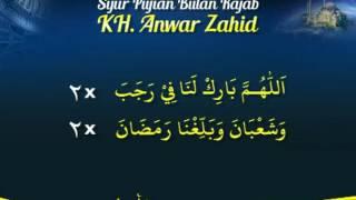 [5.59 MB] Syair Pujian Bulan Rajab versi KH. Anwar Zahid