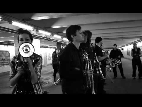 Funkrust Brass Band — Zoology (for NPR's Tiny Desk Contest 2016)