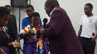 Sunday ANOINTED Service with Dr. IAN NDLOVU