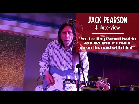 Jack Pearson Interview - Allman Brothers, Albert King, Tommy Emmanuel - Everyone Loves Guitar #194