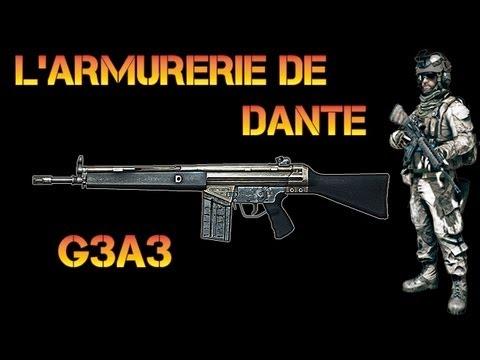 BF3 | L'armurerie de Dante : G3A3 - 26.8KB