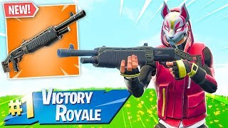 FORTNITE *NEW* LEGENDARY PUMP GAMEPLAY with LACHLAN!