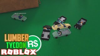 Roblox-playing buggy beats with subscribers in Lumber Tycoon 2!! (Valendo Robux)
