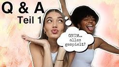 Q & A ❤️ Teil 1 | GNTM ALLES GESPIELT?