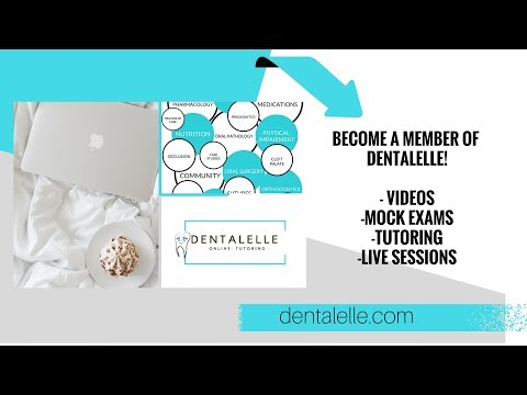 How to Study While in the Dental Hygiene or Dental Assisting Program