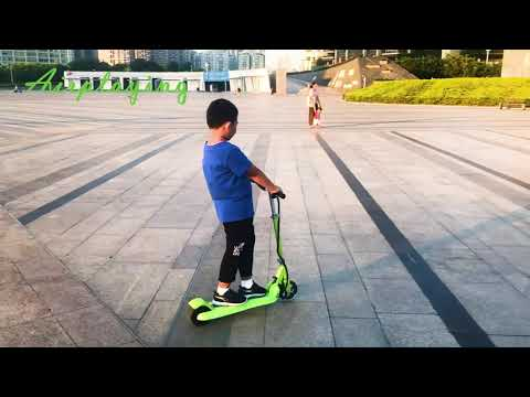 Best Kid Electric Scooter with Bluetooth Speaker 2019