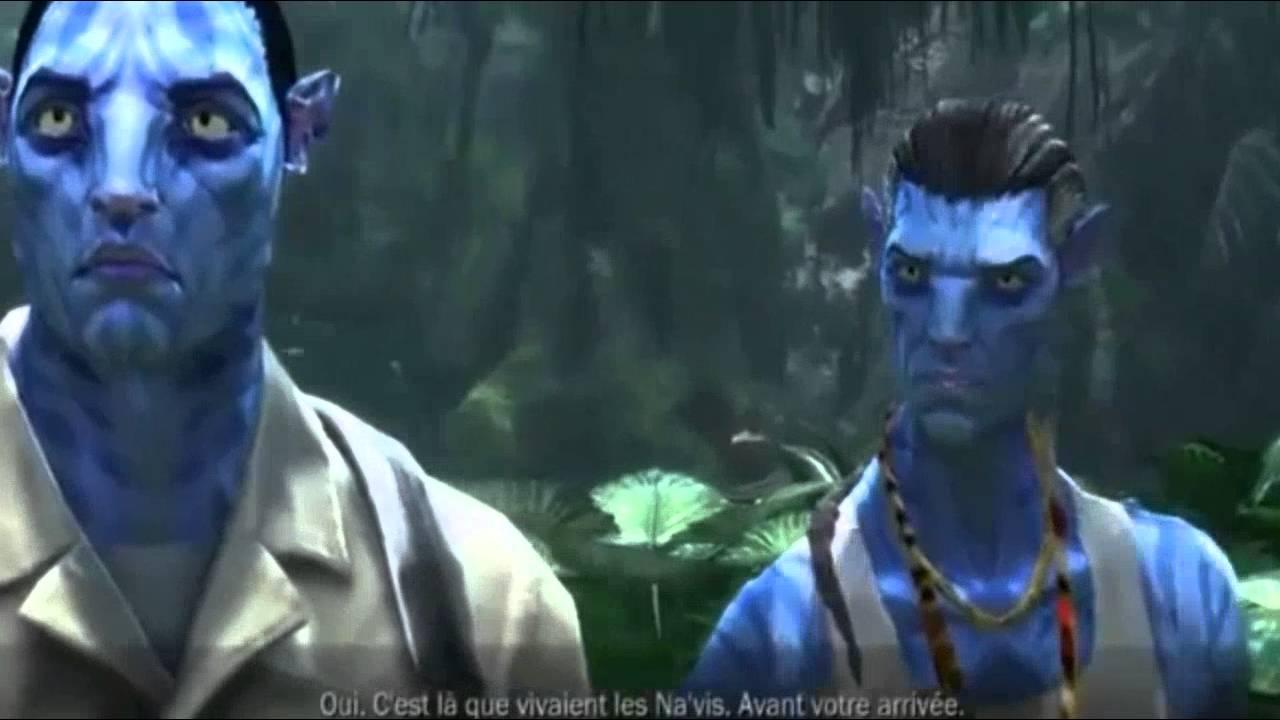 Download James Cameron's Avatar   Le film du jeu entier en Français VF   Cinématiques PS3